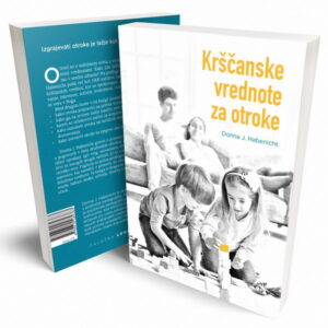 Dobra knjiga - Krščanske vrednote za otroke - Logos