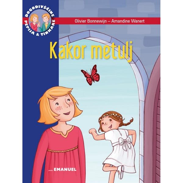 Dobra knjiga Kakor metulj