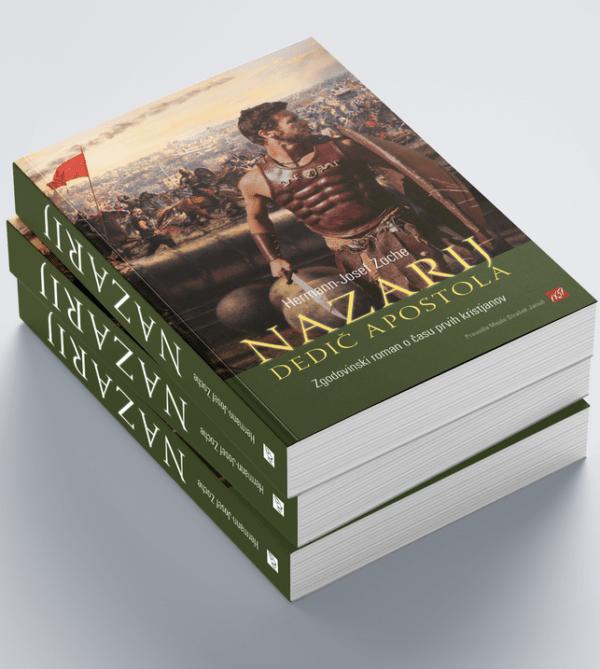 Dobra knjiga Nazarij dedič apostola