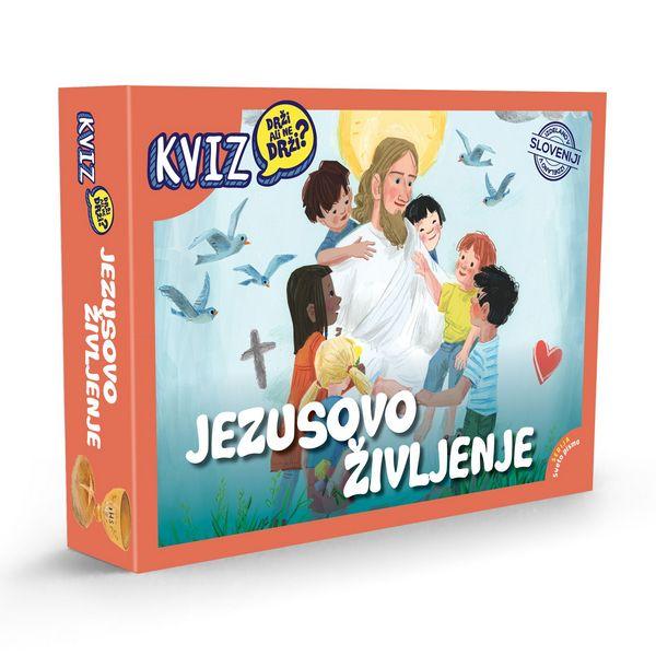 Dobra knjiga - Kviz Jezusovo življenje